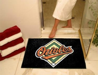 (MLB - Baltimore Orioles All-Star Rug )