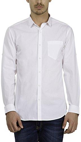 HIGHLANDER Casual White Shirt