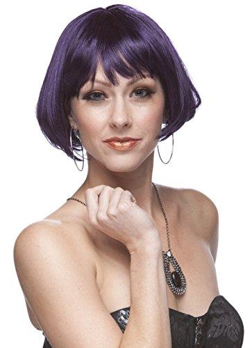 Sepia Costume Wigs (Sepia Costume Wig - Eve (Violet))