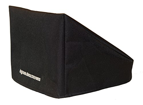Epson FastFoto FF-640 Photo Scanner Dust Cover & Protector [Antistatic, Water Resistant, Heavy Duty Fabric, Black] by DigitalDeckCovers