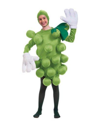 Green Reaper Costume (Grapes Child Costume)