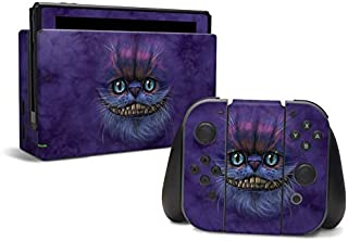 product image for Cheshire Grin - Decal Sticker Wrap - Compatible with Nintendo Switch