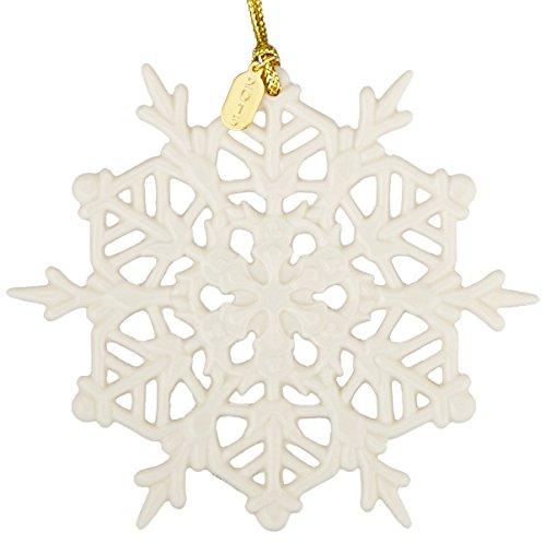 - Lenox 2015 Snow Fantasies Snowflake Ornament
