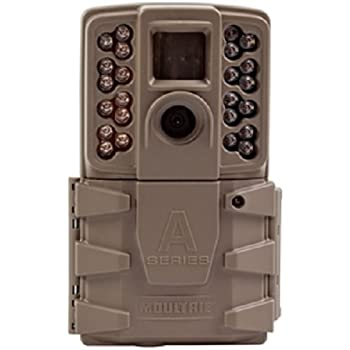 Moultrie A-30 (2017) Game Camera | All Purpose Series | 0.7s Trigger Speed | Moultrie Mobile Compatible