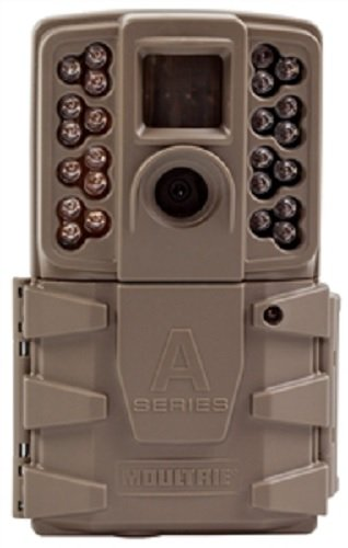Moultrie A-30 (2017) Game Camera | 12.0 MP Resolution | All Purpose Series | 0.7s Trigger Speed | Moultrie Mobile Compatible
