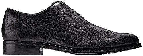 Cole Haan Mens Washington Grand Laser Wingtip Oxford Black-bristol Blue free shipping latest collections cheap sale websites free shipping real QbxFoW