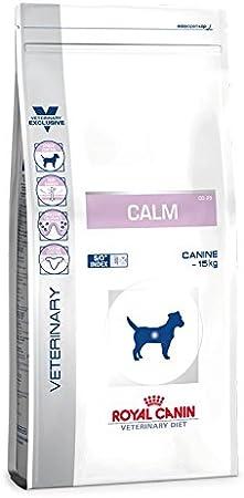 ROYAL CANIN Vet Diet Calm - Alimento seco para perros (opcional: 2 kg)