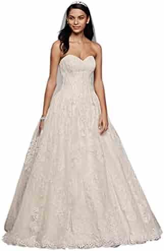f3f567b9fd13 Shopping David's Bridal - Strapless - Wedding Dresses - Dresses ...