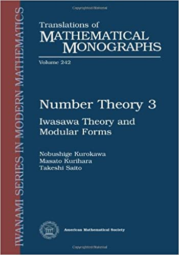 Number theory 3 iwasawa theory and modular forms translations of number theory 3 iwasawa theory and modular forms translations of mathematical monographs fandeluxe