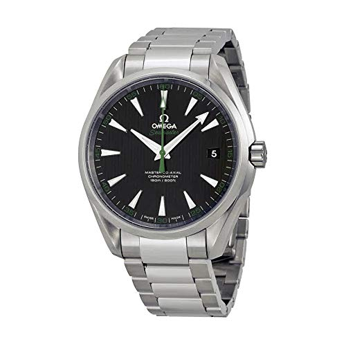 m Master Co-Axial 41.5mm Golf Edition Watch 231.10.42.21.01.004 Steel on steel 231.10.42.21.01.004 ()