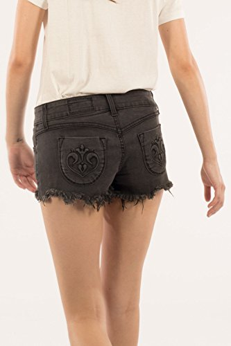 Siwy Women's Camilla Signature Short in Thunderstorm, 31