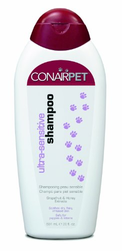 ConairPet Ultra Sensitive Shampoo Grapefruit Extracts