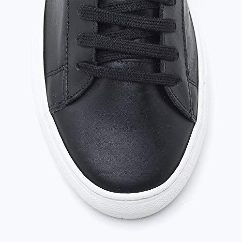 Pelle In Donna Scarpe Nero Patrizia Sneakers Pepe 6qXvvB