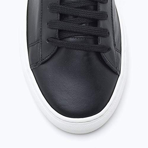 In Patrizia Nero Pelle Pepe Donna Sneakers Scarpe frwqrIR0