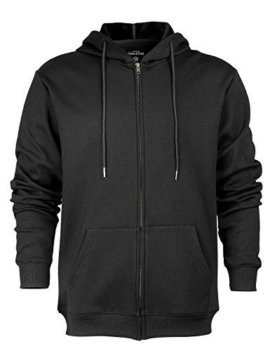 Zipper Hooded Fleece - 6