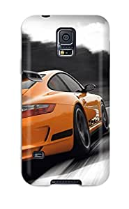 New Diy Design Porsche Gt3 Rs 20 For Galaxy S5 Cases Comfortable For Lovers And Friends For Christmas Gifts