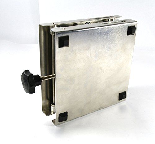 Eisco Labs Stainless Steel Lab Jack - 8x8