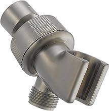 Delta Faucet U3401-SS-PK Adjustable Shower Arm Mount, Stainless