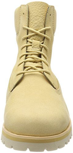 Timberland Men's Chilmark 6 inch Classic Boots, Brown Yellow (New Wheat Barefoot Buffed K37)