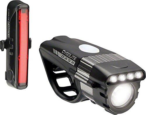 - Cygolite Dash Pro 600/Hotrod 50 USB Bicycle Light Combo