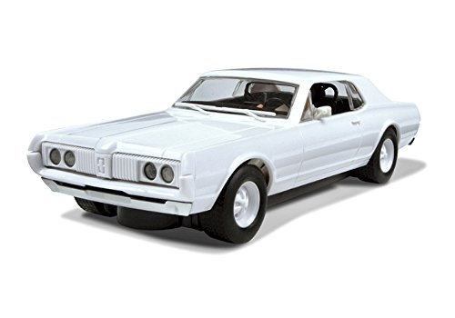 Scalextric Mercury Cougar XR7 - Undecorated Car (1:32 Scale) (Scale Body Car Slot 32)