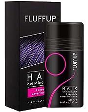 Fluff Up Secret Hair Fiber Powder do każdego koloru włosów utrzymuje się przez 5 sekund, z dodatkiem na randkę