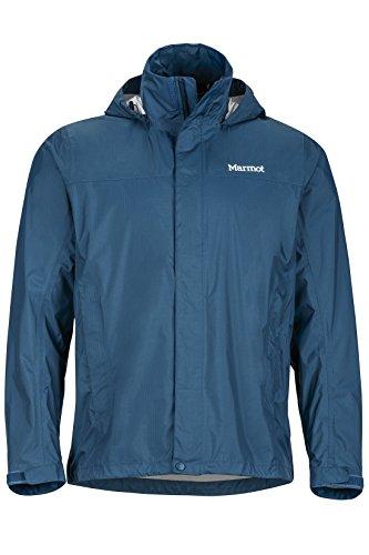 Marmot Men's Precip Jacket, Denim, X-Large