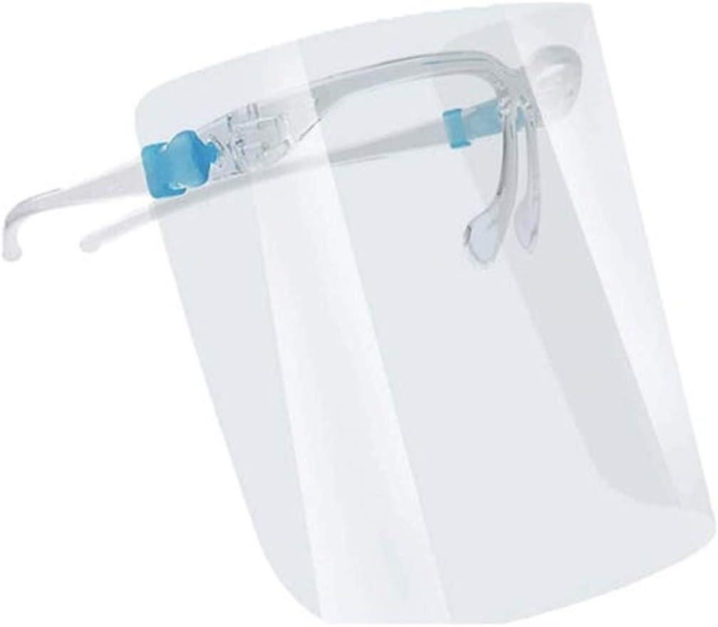 10 Pack Reusable Goggle Shield Face Visor Face Shields 10