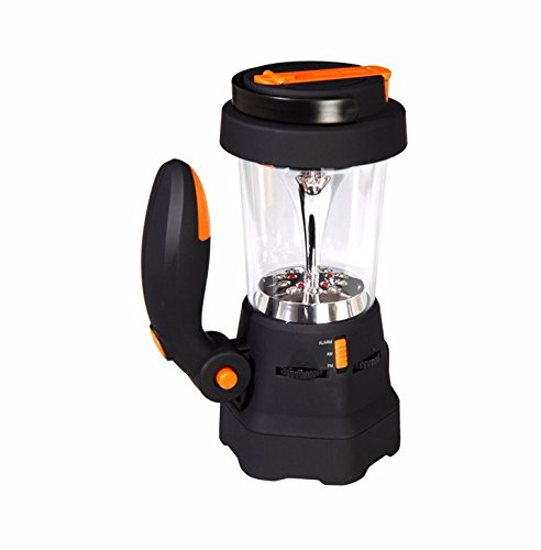 Ivation Camping Lantern Flashlight Emergency