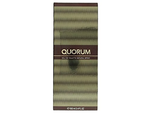 - Quorum By Puig For Men. Eau De Toilette Spray 3.4 Ounces