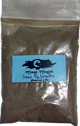 Saw Palmetto Raw Herb by Moon Magick (Image #1)