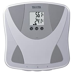Tanita BF679W Duo Scale Plus Body Fat Monitor with Body Water