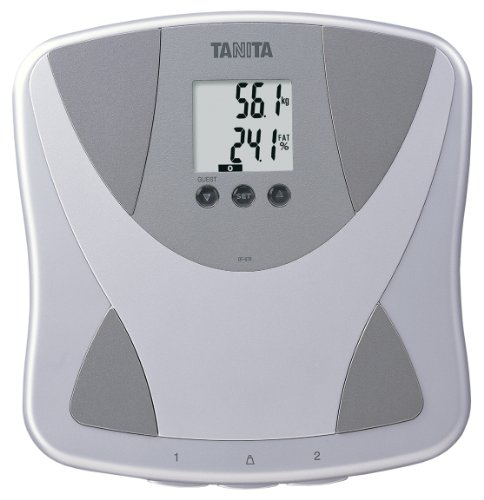 Tanita BF679W Duo Scale Plus Body Fat Monitor with Body Water ()