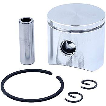 38mm Piston Ring Kit fit Husqvarna 137 41 36 JONSERED 2036 Turbo Chainsaws New