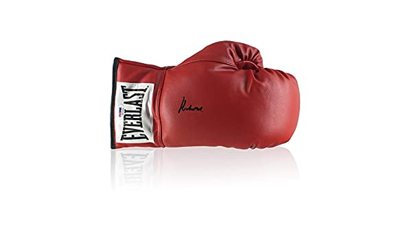 exclusivememorabilia.com Guante de Boxeo Firmado por Muhammad Ali (PSA DNA 3A96864): Amazon.es: Deportes y aire libre