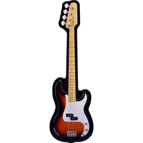 Gift House Bass Guitar Acrylic Music Magnet