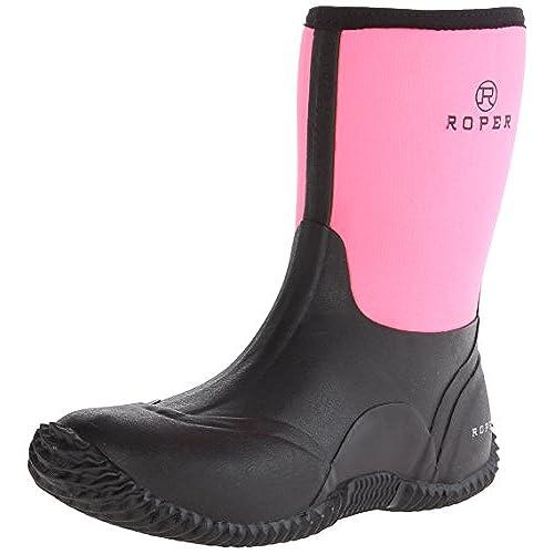 bd1e7327be7 Roper Women s Barnyard Lady Rain Shoe low-cost - snipe.no