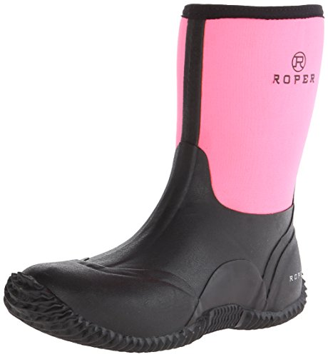 ROPER Women's Barnyard Lady, Black, 8 M US