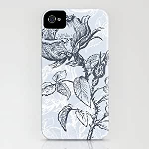 Society6 - Graphic Drawing Roses iPhone & iPod Case by Anna Yudina