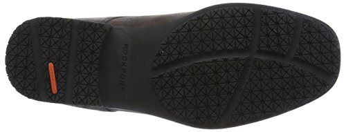 Rockport Herren Essential Details Waterproof Cap Toe Schnürhalbschuhe Braun (Dk Brown)
