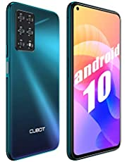 $161 » CUBOT X30 Unlocked Smartphone,8GB/128GB, 6.4Inch FHD Display, 48MP Camera, 4200mAh Battery, Android 10, Dual SIM, 4G Cell Phones