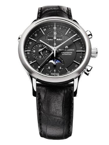 Maurice Lacroix Les Classiques Chronograph Phases de Lune Automatic LC6078-SS001-33E