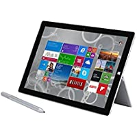 Microsoft 12 Surface Pro 3 64GB / Intel Core i3 Multi-Touch Tablet (Certified Refurbished)