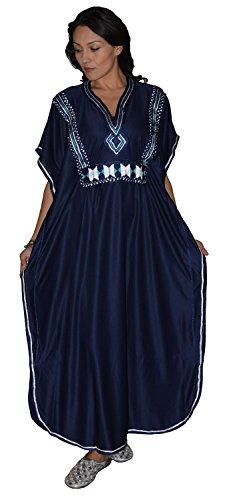 moroccan house dress - 6