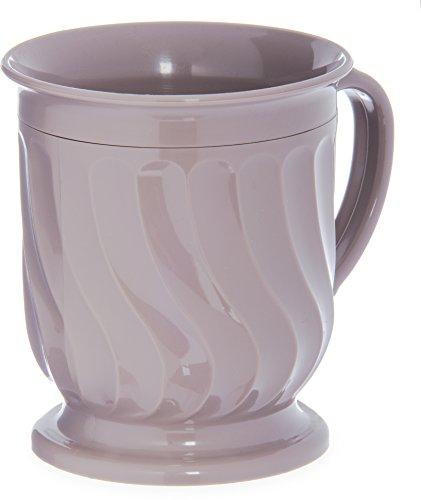 (Dinex DX300031 Turnbury Insulated Pedestal Base Mug, 8 oz, 4