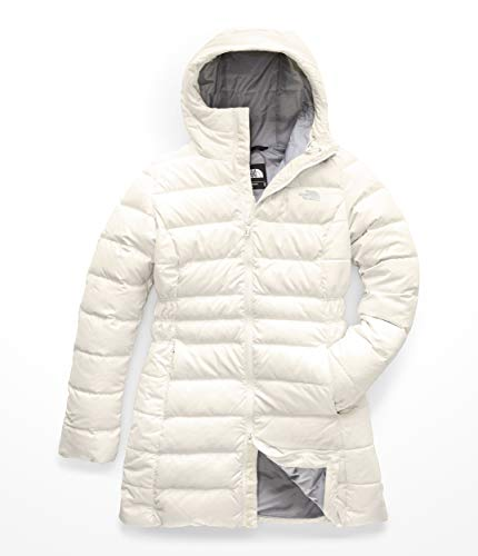 - The North Face Women's's Gotham Parka II - Vintage White - XS
