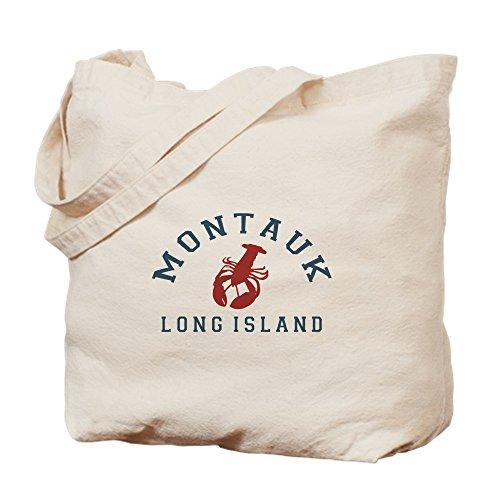 CafePress–Montauk–Long Island.–Leinwand Natur Tasche, Reinigungstuch Einkaufstasche, canvas, khaki, S