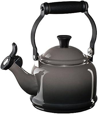 Amazon.com: Le Creuset Demi tetera, Ostra: Kitchen & Dining