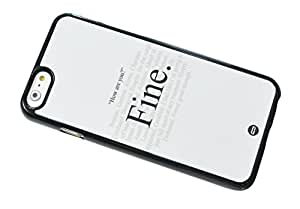 1888998515664 [Global Case] How are you ? Pissed Tired of People Fine Goodbye Message Bye True people Life Sucks Don't think anymore ! Everything will be fine ! Good memories Break-up Ennuyé (BLACK CASE) Snap-on Cover Shell for Motorola X2