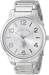 U.S. Polo Assn. Classic Men's USC80225 Analog-Quartz Silver Watch